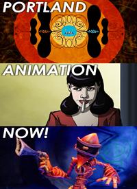 Portland Animation Now!